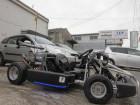 X-kart(公道で安全に走行できるカート!) 排気量UPカスタム納車!