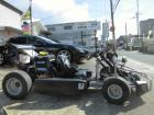 X-kart(公道で安全に走行できるカート!) CVTトラブル