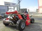 X-kart(公道で安全に走行できるカート!) ボアアップ&燃料計取付 納車!